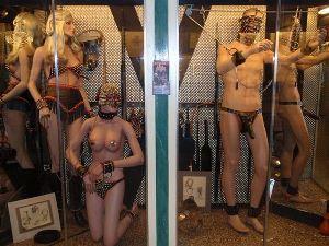 музей секса и эротики Храм венеры в амстердаме