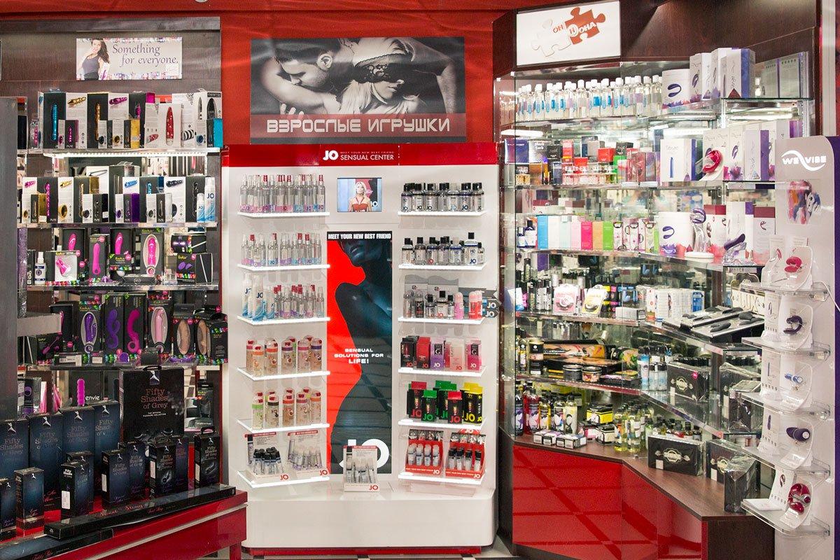 Сексшоп Он и Она  сеть магазинов для взрослых интернет