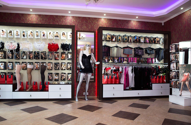 Магазин элитной секс продукции