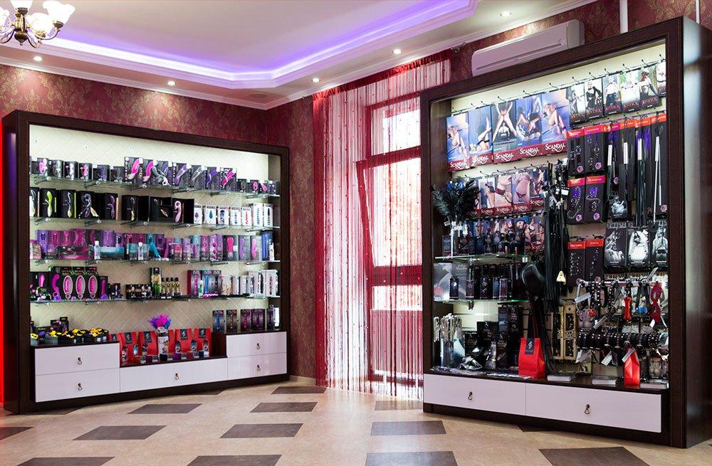Секс шоп в москве