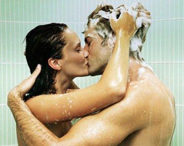 как заняться сексом в душе