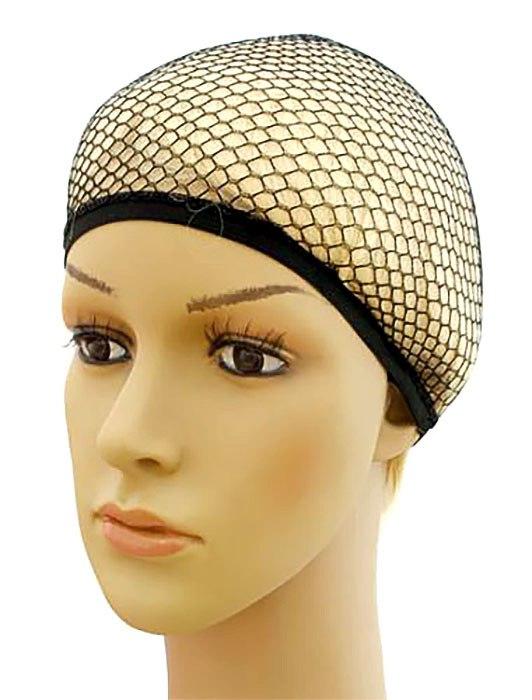 Сетка для фиксации волос под парик