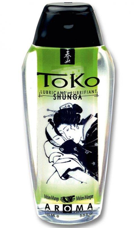 Съедобный лубрикант Toko Aroma Melon Mango