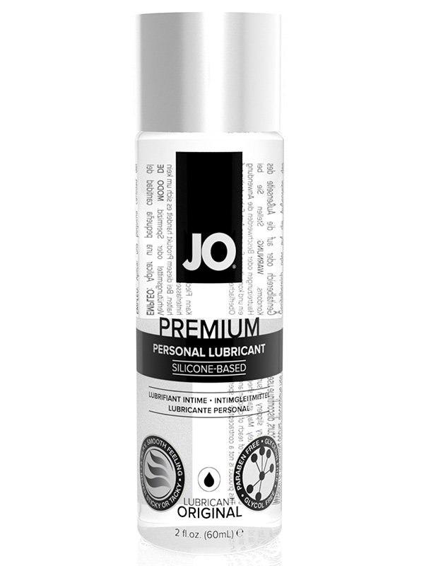 Нейтральный лубрикант JO Personal Premium - 60 мл
