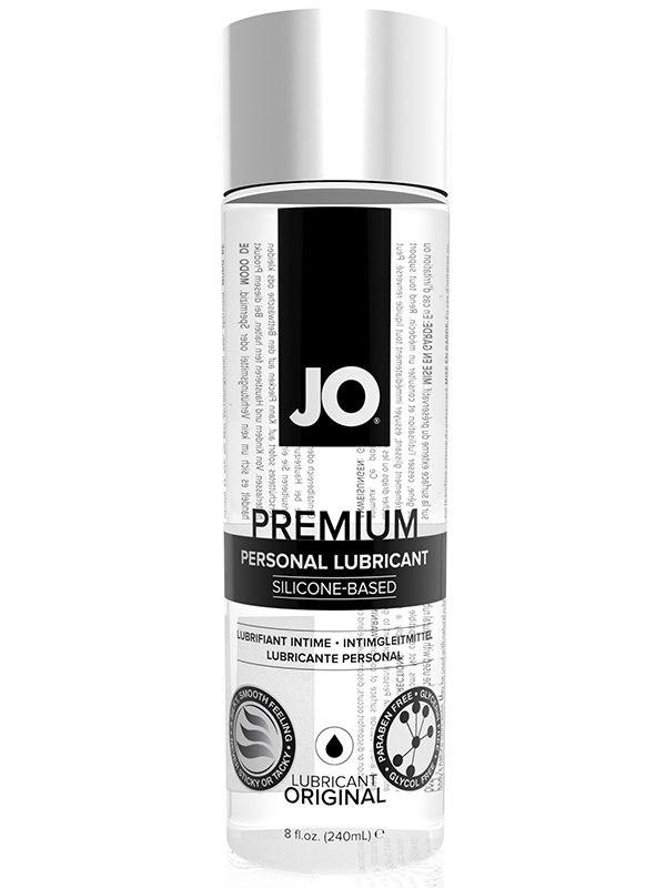 Лубрикант на силиконовой основе JO Premium Original – 240 мл