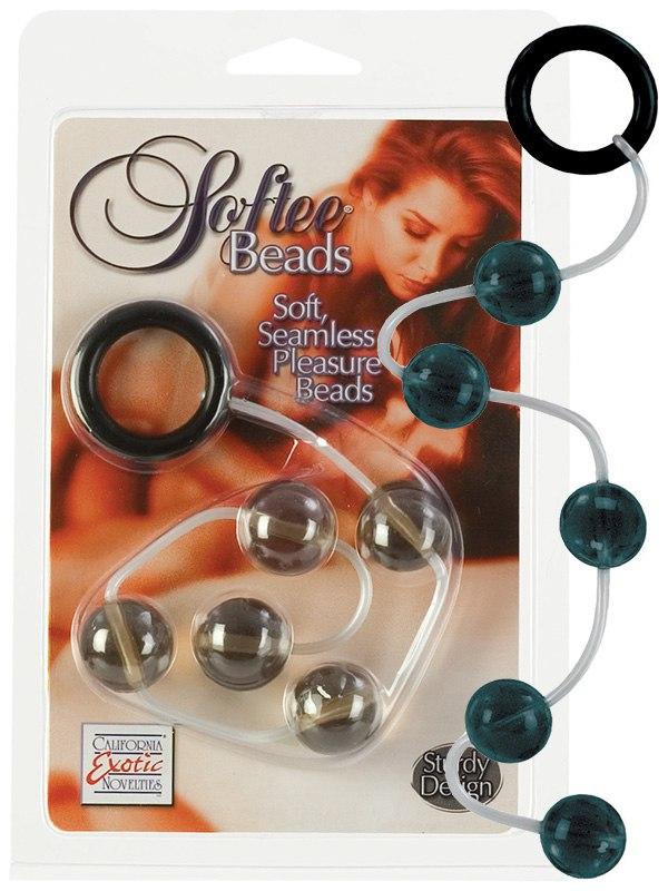 Анальная цепочка Softee Beads