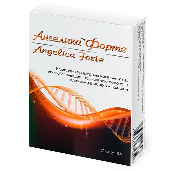 Ангелика-Форте капс 0.5г N30