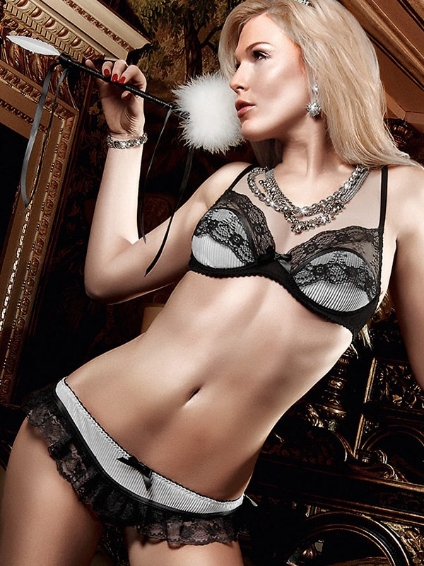 ������� Have Fun Princess � ������ � ������/�����, M/L (Baci Lingerie, ���)
