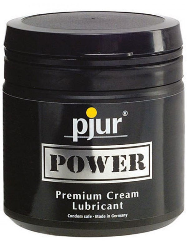 Лубрикант для фистинга Pjur Power на водно-силиконовой основе - 150 мл (Pjur, Германия)