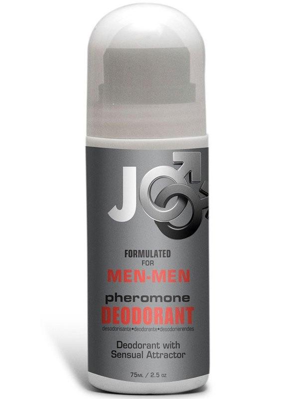 Дезодорант с феромонами для мужчин JO Deodorant Men-Men - 75 мл