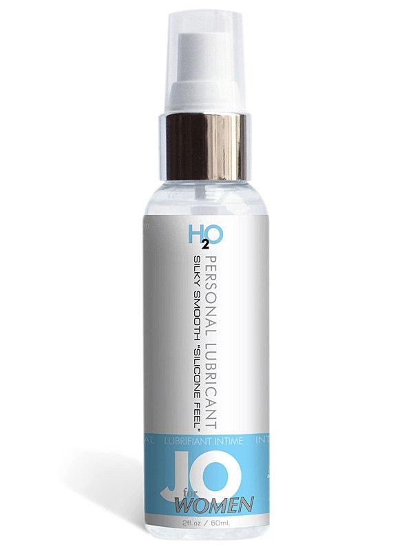 Нейтральный лубрикант JO H2O для женщин - 60 мл