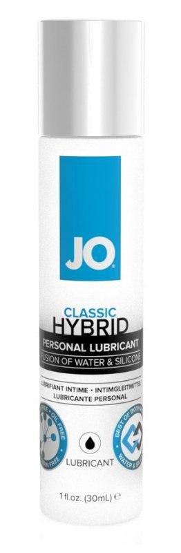 Лубрикант водно-силиконовый JO Classic Hybrid Original - 30 мл