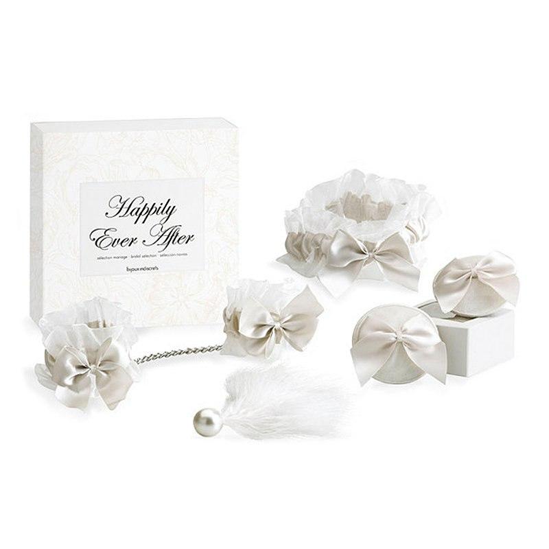 Свадебный набор Happily Ever After – белый
