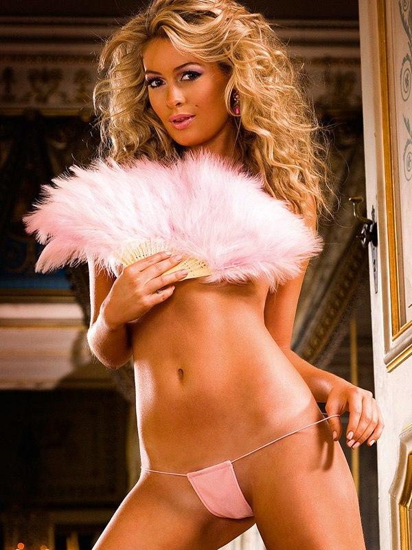 Сексуальные трусики танга розового цвета NeonBarock (Baci Lingerie, США)