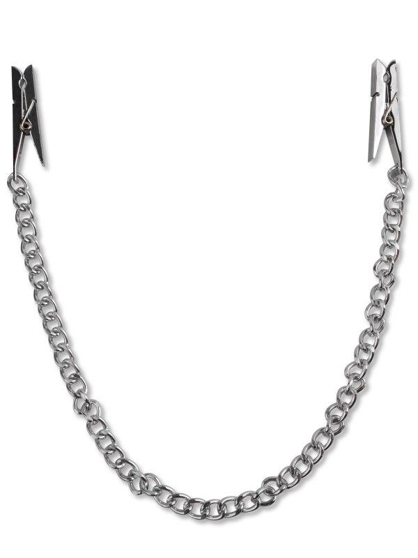 Зажимы на соски Chain Clips (Pipedream, США)