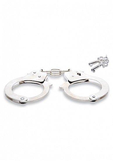 Металлические наручники Beginners Handcuffs