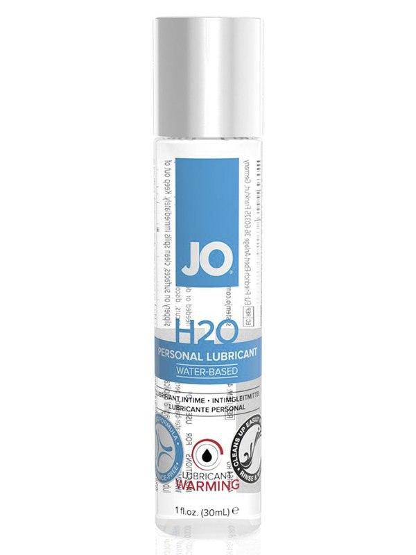 Возбуждающий лубрикант JO Personal H2O Warming - 30 мл