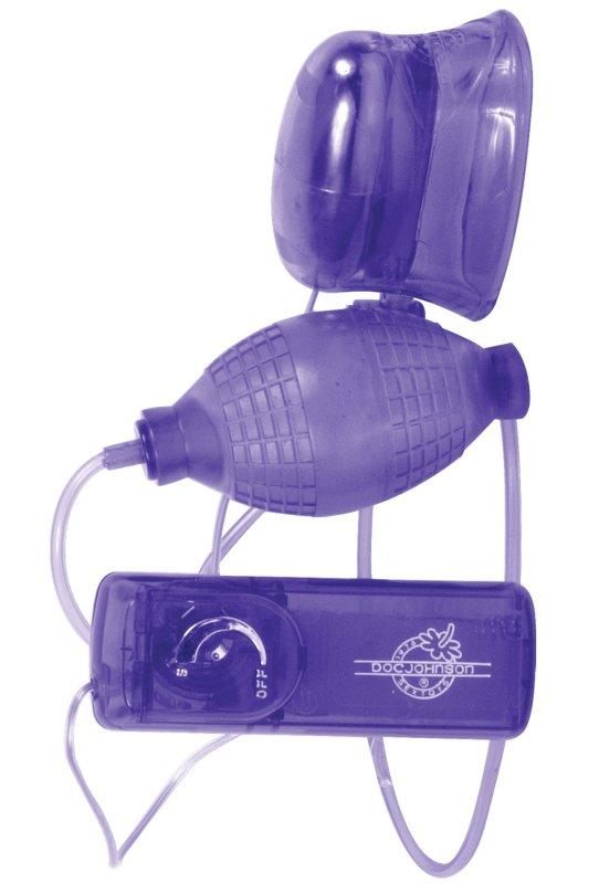 Вагинально-клиторальная помпа Pucker-up