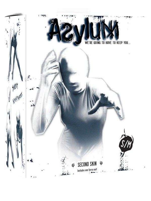 Костюм Asylum Second Skin – S/M