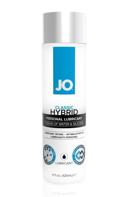 Лубрикант водно-силиконовый JO Hybrid – 120 мл
