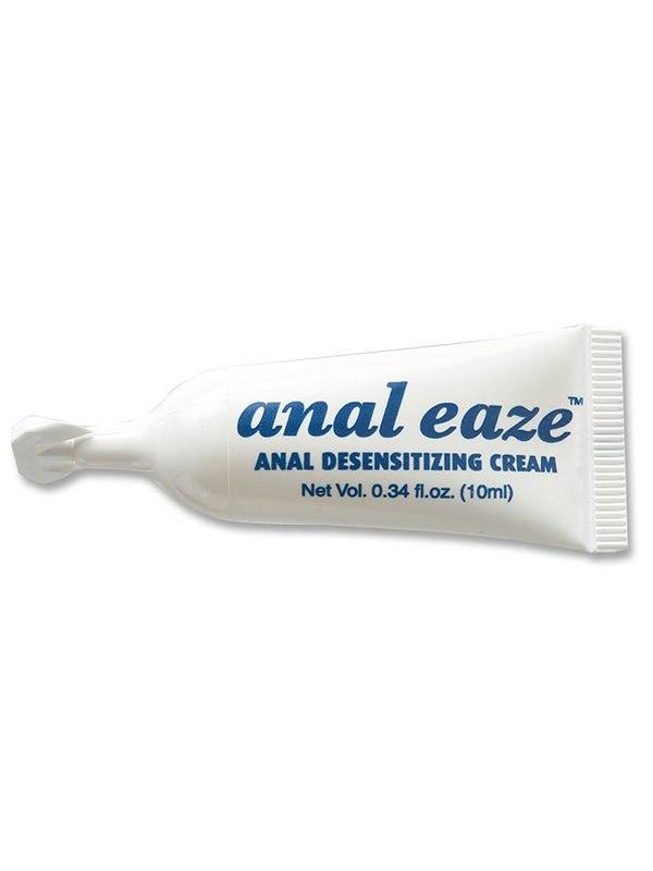 Интимный крем Anal Eaze Desensitizing Cream обезболивающий – 10 мл