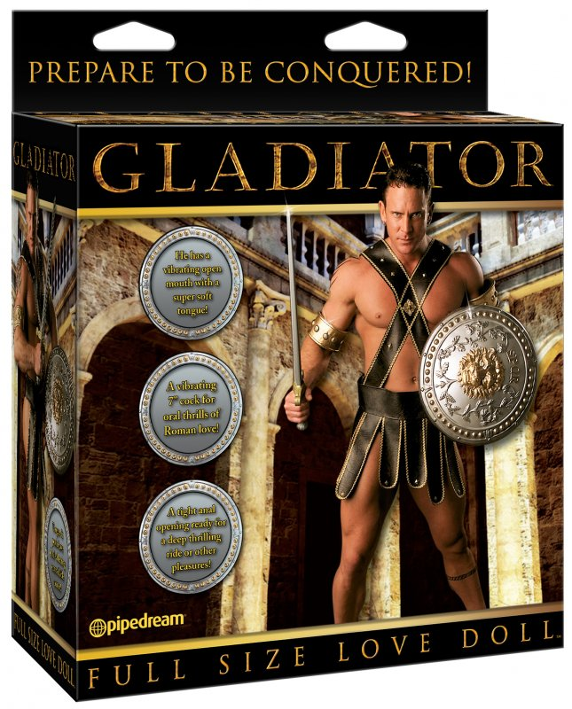 Любовная кукла Gladiator