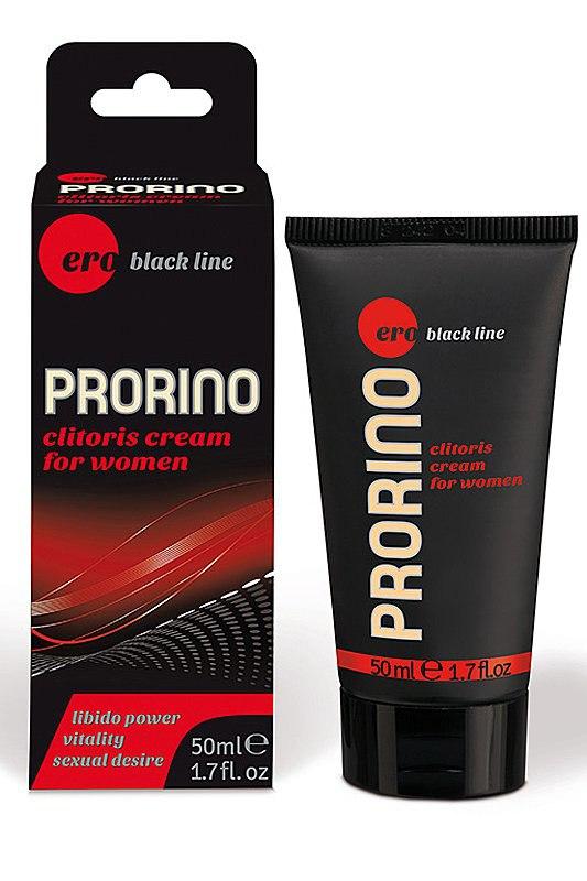 Возбуждающий крем для клитора Ero Prorino clitoris - 50 мл