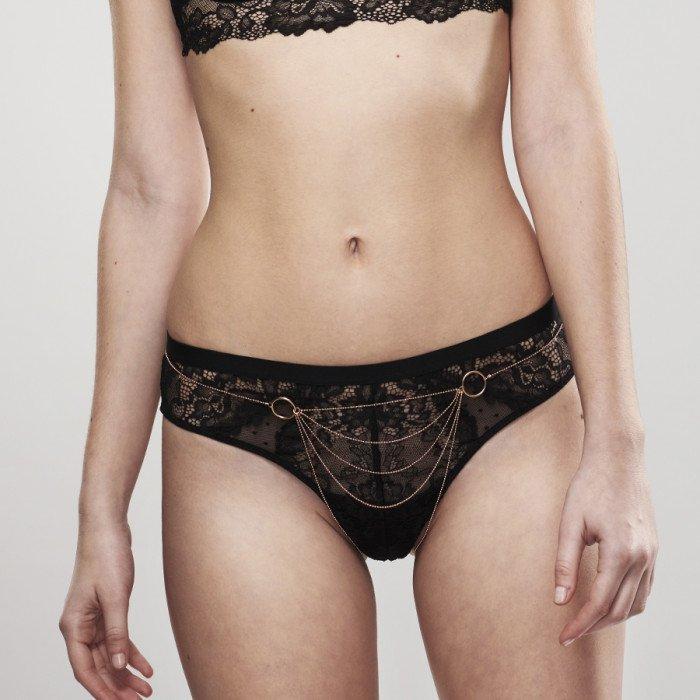 Бикини-цепочка Magnifique Bikini Chain – золотистый