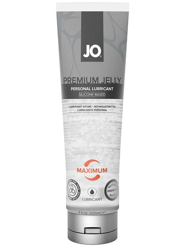 Желеобразный лубрикант высокой плотности на силиконовой основе JO Premium Jelly Maximum – 120 мл
