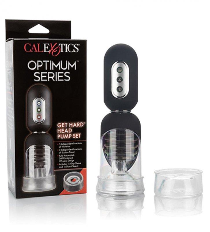 Высокотехнологичная автоматическая вакуумная помпа Optimum Series Get Hard Head Pump Set - черный