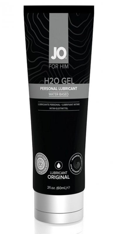 Лубрикант для мужчин JO H2O Gel на водной основе - 60 мл