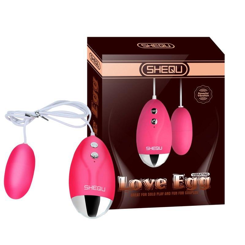 Виброяйцо RF Love Egg - розовый