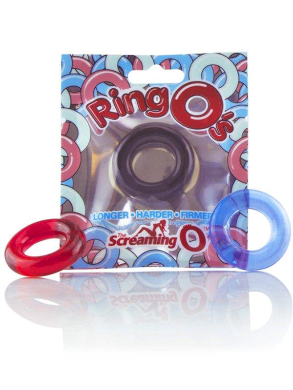 Кольцо для эрекции Screaming O - RingO классическое