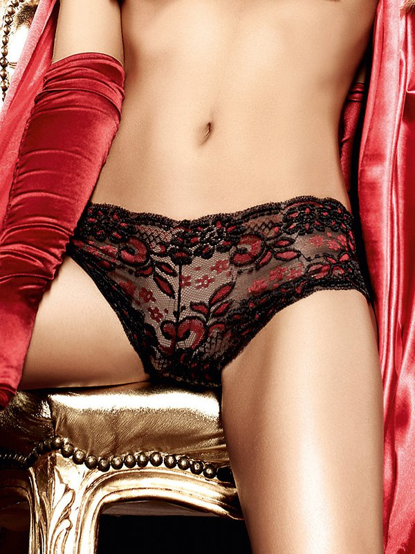 ��������� ������� Deeper In Hell � �����-�������, S/M (Baci Lingerie, ���)