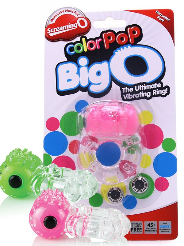 ���������� ����������� ������ ColorPop Big O � ������� �������������� (The Screaming O, ���)
