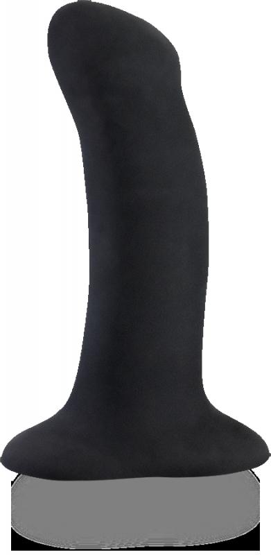 Фаллоимитатор Amor на присоске - черный