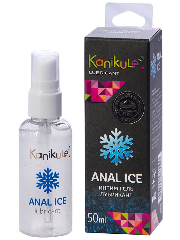 СК-Визит Лубрикант Kanikule Anal Ice анальный  50 мл