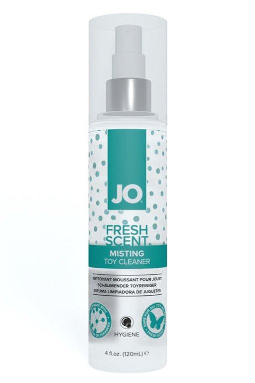 Антибактериальное очищающее средство для игрушек JO Misting Toy Cleaner - 120 мл