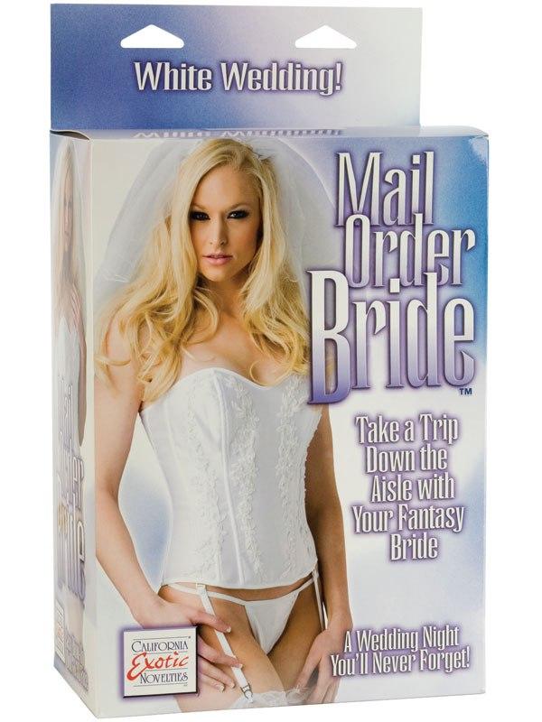 Эротическая надувная кукла Mail Order Bride
