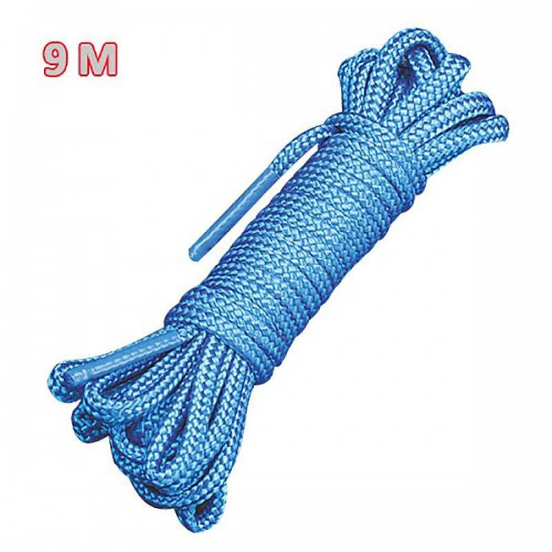 Веревка для бондажа Sitabellа  – голубой, 9 м