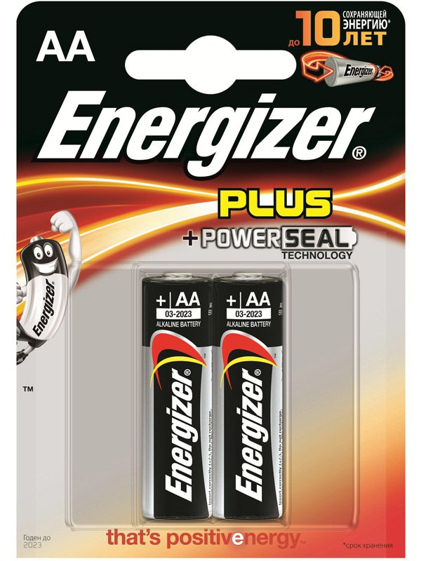 �������� ��������� Energizer AA Base (PLUS) - 2 ��.