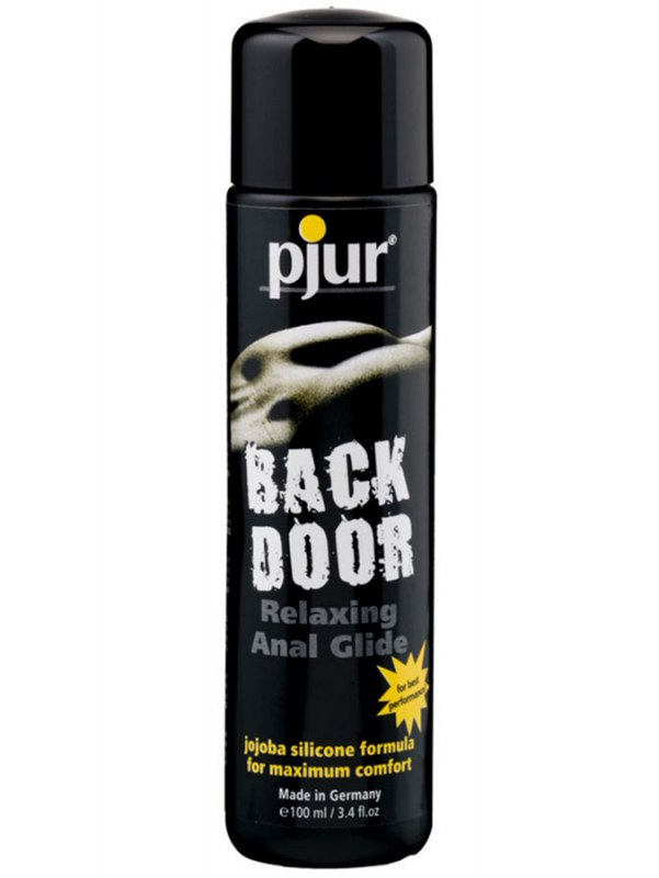 Концентрированный анальный лубрикант Pjur® Back Door glide на силиконовой основе - 100 мл