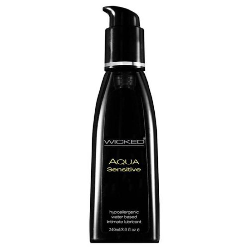 Мягкий лубрикант WICKED AQUA Sensitive 240 ml