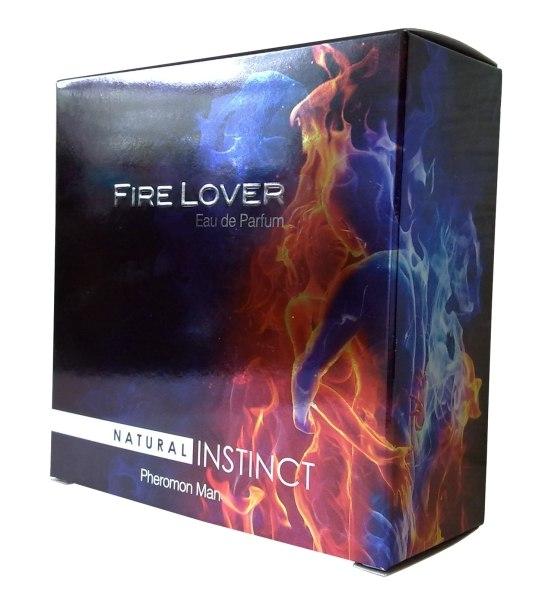 Парфюмерная вода Natural Instinct Fire Lover для мужчин от Он и Она
