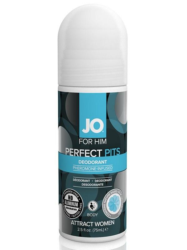 Дезодорант с феромонами для мужчин JO Deodorant Men-Women - 75 мл