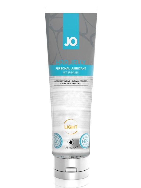 Желеобразный лубрикант легкой плотности на водной основе JO H2O Jelly Light  120 мл