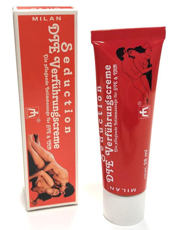 Интимный крем для мужчин и женщин Seduction – 28 мл