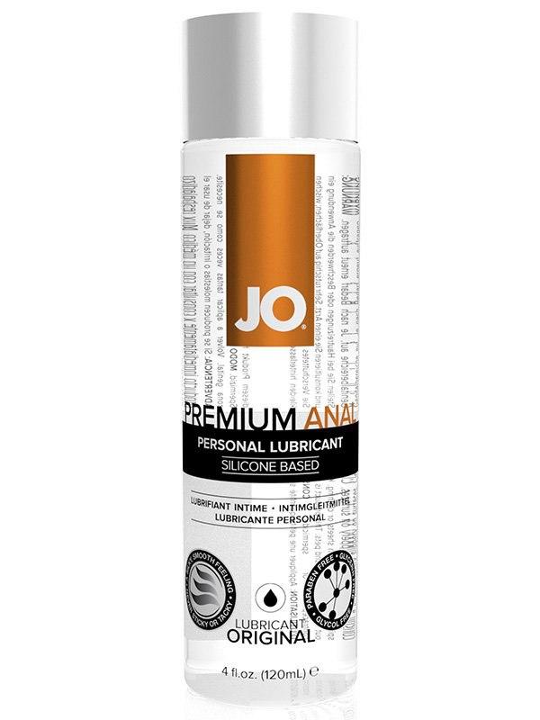 Анальный лубрикант на силиконовой основе JO Premium - 120 мл