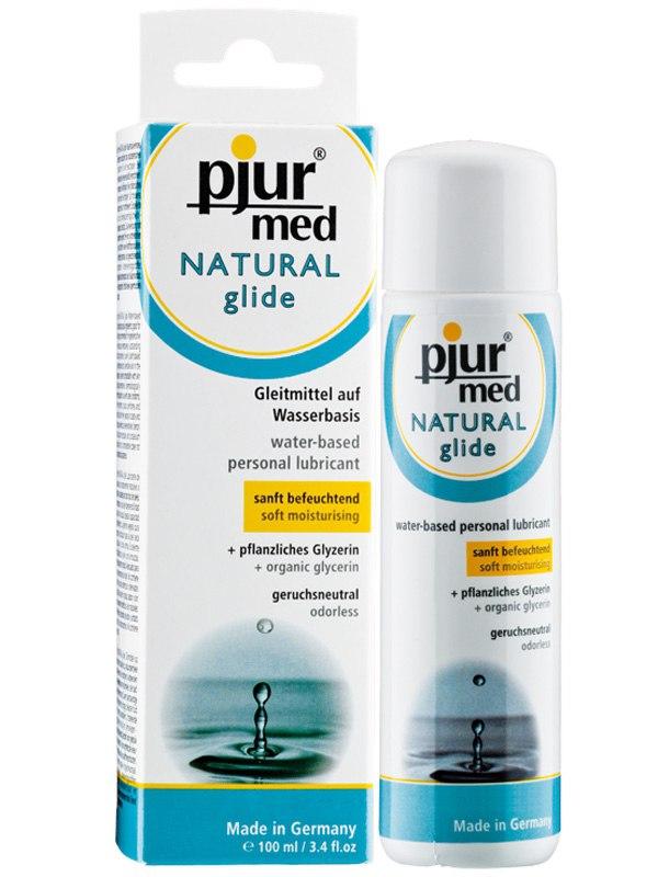 Нейтральный любрикант Pjur® med Natural glide - 100 мл