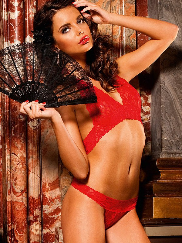 ���������� ��������� �������� Spanish Dreams (Baci Lingerie, ���)
